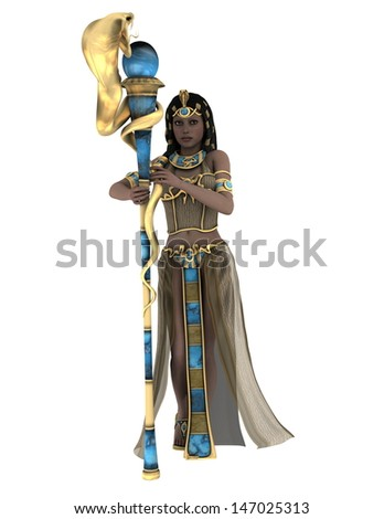 Ancient Egyptian queen