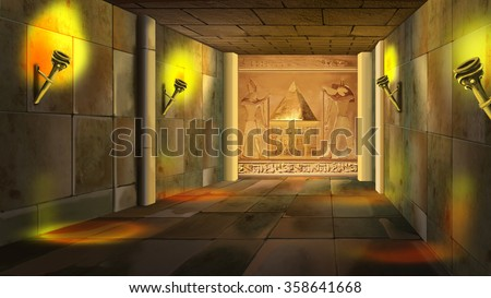 Ancient Egyptian Interior Architecture ancient temple stock images, royalty-free images & vectors