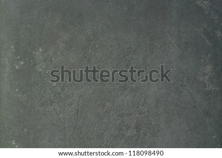 Ancient Green Metallic Background from old church door - stock photo
