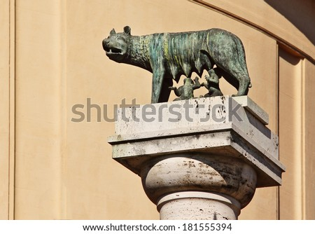 she wolf rome art - photo#46