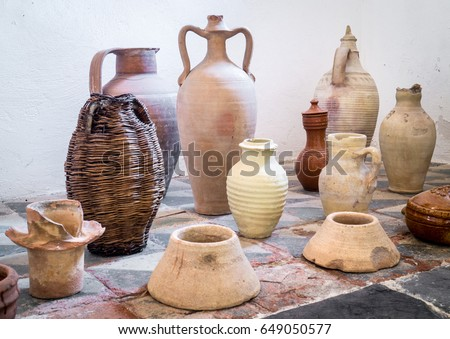 Gandolfo cannatella 39 s portfolio on shutterstock for Terracotta works pots