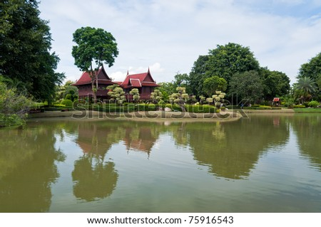 Ancient Thai Village