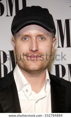 Andrew Lockington at the 2012 BMI Film/TV Awards held at the Beverly Wilshire Four Seasons Hotel in Los Angeles, California, United States on May 16, 2012.