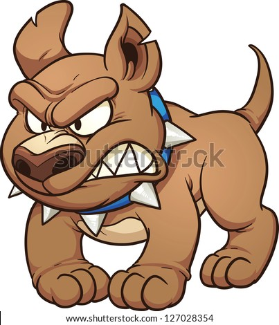 Angry Dog Stock Images, Royalty-Free Images & Vectors | Shutterstock