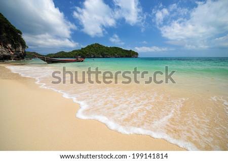 Angthong Marine National Park - stock photo
