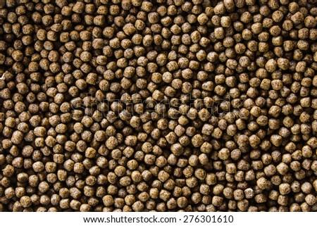 animal feed  - stock photo