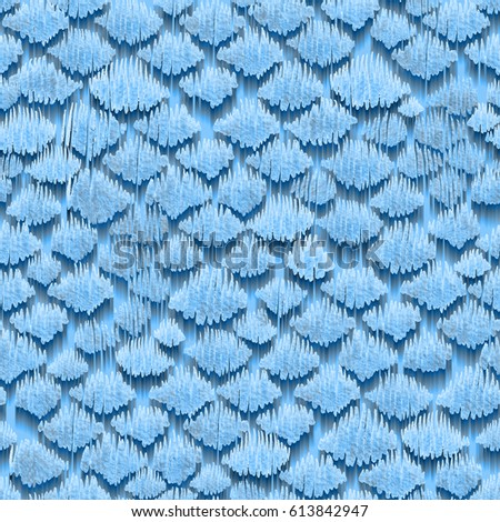 animal print snake blue color pattern seamless animals spots pattern hand painting illustration for fashion - Animal Pictures Print Color