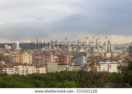 Ankara - stock photo