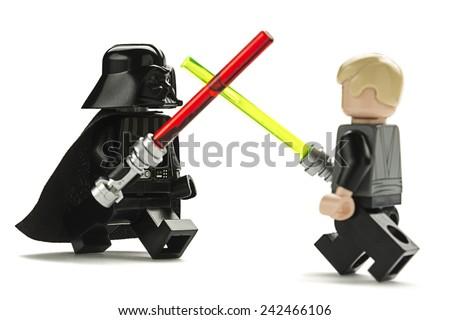 Ankara Turkey May 27 2014 Lego Stock Photo (Royalty Free) 242466106 ...