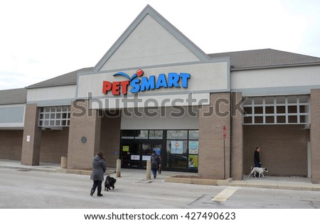 ANN ARBOR, MI - JANUARY 30: Pet Smart, whose south Ann Arbor, MI store is shown January 30, 2016, has over 1,300 locations.