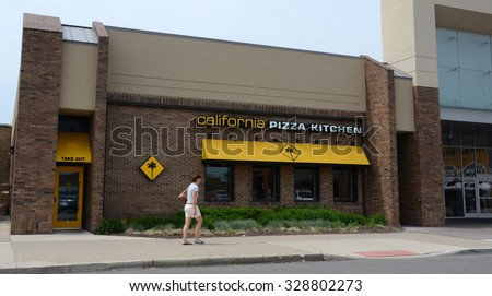 ANN ARBOR, MI - JUNE 7: California Pizza Kitchen, whose Ann Arbor store is shown on June 7, 2015, has over 200 stores.
