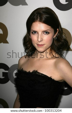"Anna Kendrick at the GQ 2010 ""Men Of The Year"" Party, Chateau Marmont, West Hollywood, CA. 11-17-10"