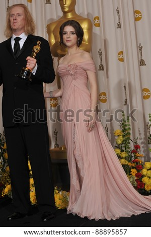 Anna Kendrick at the 82nd Academy Awards at the Kodak Theatre, Hollywood. March 7, 2010  Los Angeles, CA Picture: Paul Smith / Featureflash