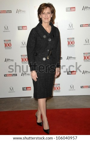 Anne Sweeney   at The Hollywood Reporter's Annual Women In Entertainment Breakfast. Beverly Hills Hotel, Beverly Hills, CA. 12-05-08