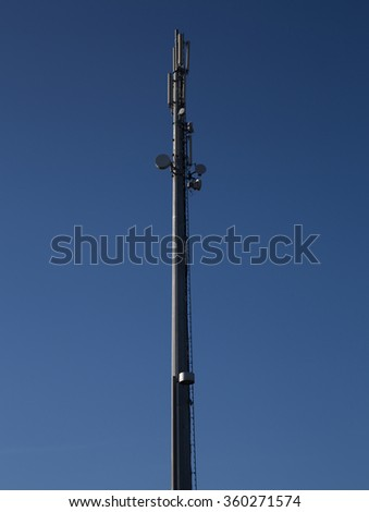 Antenna for telephony