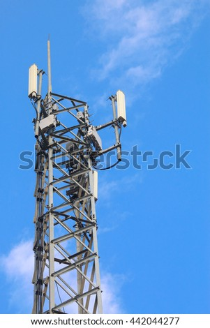 Antenna, telecommunication.