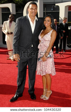 Anthony Gonzalez at the 17th Annual ESPY Awards. Nokia Theatre, Los Angeles, CA. 07-15-09
