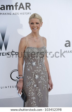 ANTIBES - MAY 24: Tara Reid at the 2012 amfAR's Cinema Against AIDS at Hotel Du Cap on May 24, 2012 in Antibes, France