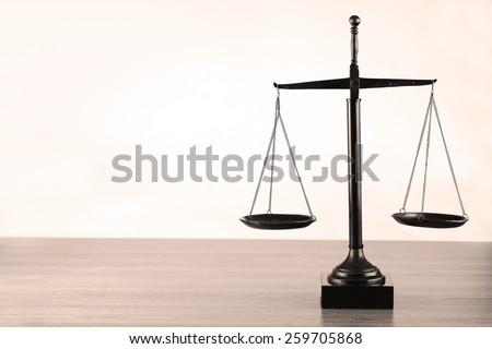 Antique, attorneys, authority. - stock photo