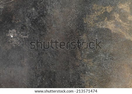 Antique bronze texture - stock photo