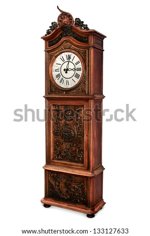 Grandfather Clock Stock Images, Royalty-Free Images & Vectors ...
