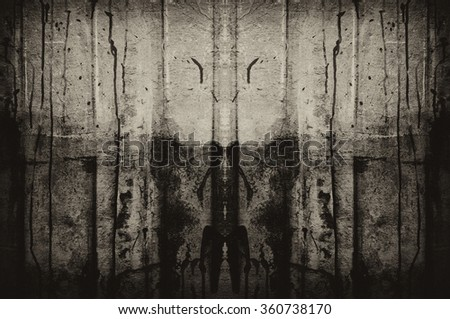 antique grunge wall