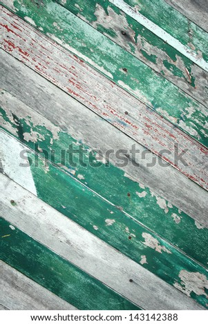 antique grunge wood texture background - stock photo