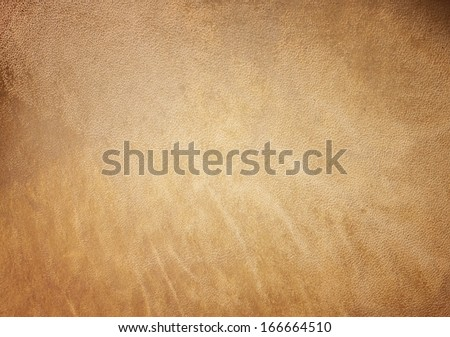 antique textured leather background - stock photo