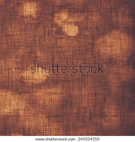 Antique vintage texture, old-fashioned weathered background. With different color patterns: yellow (beige); brown; black - stock photo