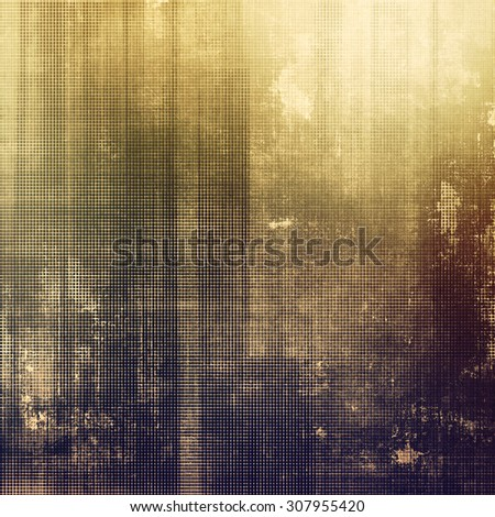 Antique vintage texture or background. With different color patterns: yellow (beige); brown; purple (violet); gray