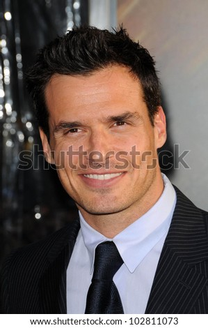 "Antonio Sabato Jr.  at the ""Clash Of The Titans"" Los Angeles Premiere, Chinese Theater, Hollywood, CA. 03-31-10"