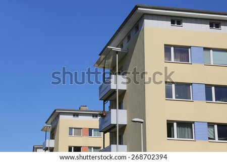 apartment house