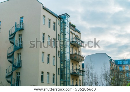 apartment exterior stock images, royalty-free images & vectors