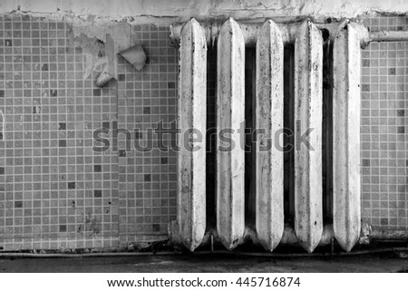 apartment radiators for thermal insulation