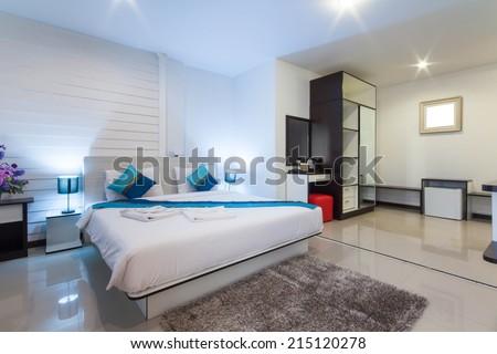 Apartment Service Room at Patong Beach Phuket Thailand - stock photo