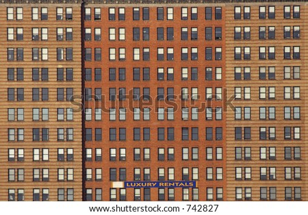 Apartments for rent, Manhattan, New York, America, USA