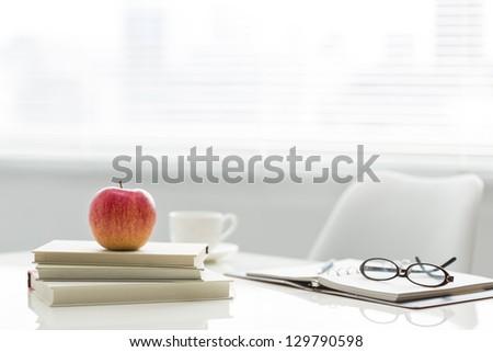 Apple - stock photo