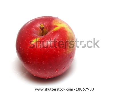apple macintosh isolated