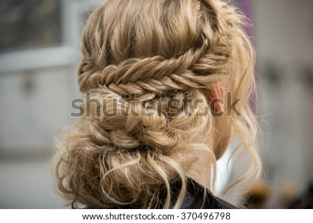Groovy Braid Stock Photos Royalty Free Images Amp Vectors Shutterstock Short Hairstyles For Black Women Fulllsitofus