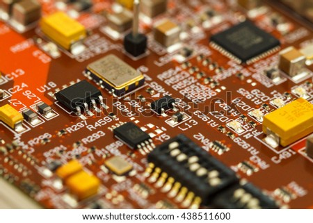 Application Specific Integrated Circuit, ICs, chip capacitors, t
