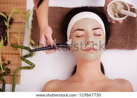 Microcurrent mask facial 08648