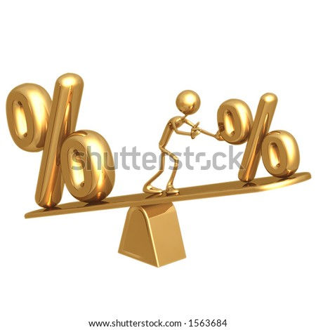 APR Balance - stock photo