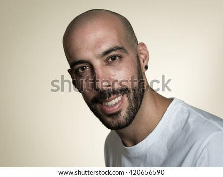 arab man portrait