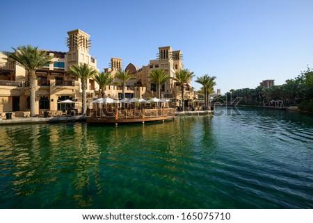 Arabic House - stock photo