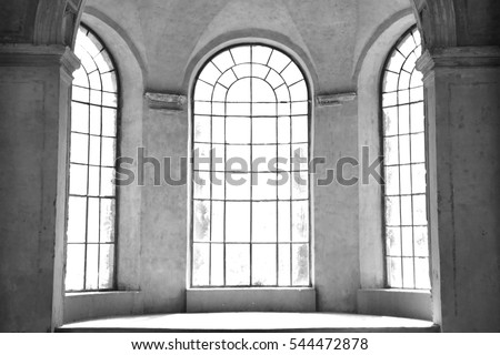 Castle Window Stock Images, Royalty-Free Images & Vectors ...