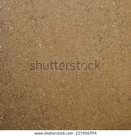 Archaic texture of clay plaster - stock photo