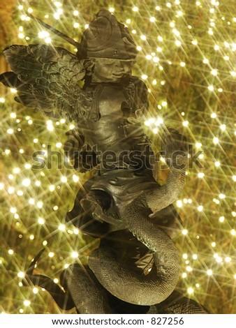 Archangel - stock photo