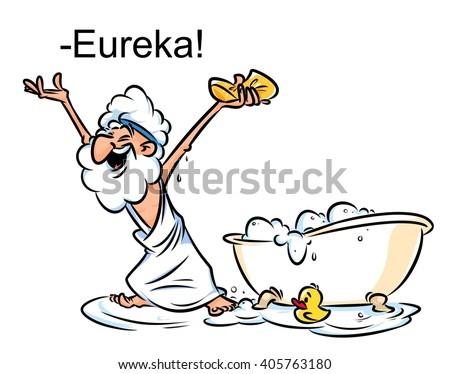 stock-photo-archimedes-eureka-swimming-b
