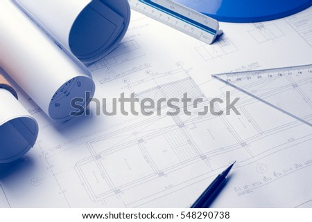 Architecture Drawing Instruments architects plan stock images, royalty-free images & vectors
