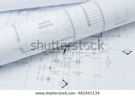 Architecture Drawing Paper